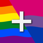 LGBT -Флаги Oбъединяются! иконка