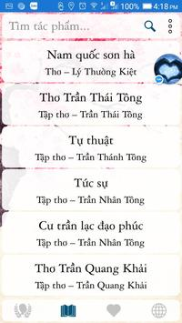 Thơ Việt Nam trung đại poster