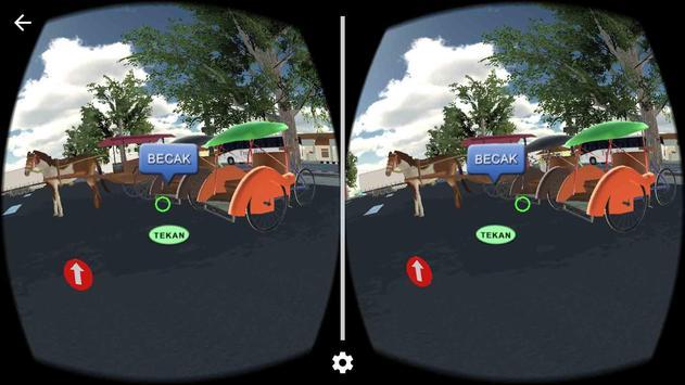 Virtual Reality Kendaraan screenshot 3