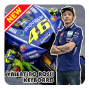 Valentino Rossi Theme Keyboard APK Android
