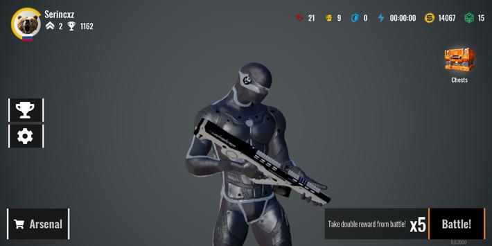 LOKA: Online Shooter screenshot 1