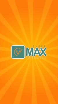 Clube Max poster