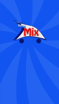 Mercado Novo Mix poster