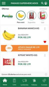 Paraíso Supermercados screenshot 1