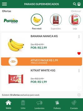 Paraíso Supermercados screenshot 4