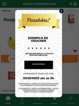 Paraíso Supermercados screenshot 5