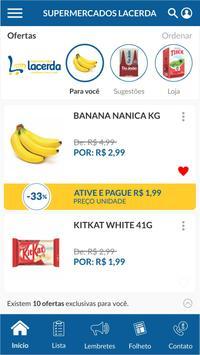 Supermercados Lacerda screenshot 1