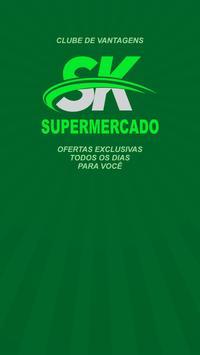 SK Supermercado poster