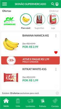 SK Supermercado screenshot 1