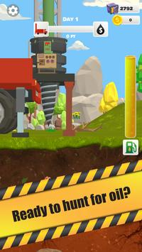 Oil Well Drilling poster