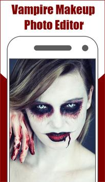 Vampire Makeup Photo Editor screenshot 13