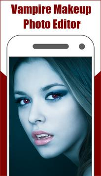 Vampire Makeup Photo Editor screenshot 18