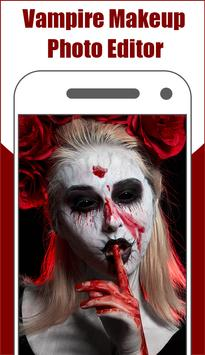 Vampire Makeup Photo Editor screenshot 22