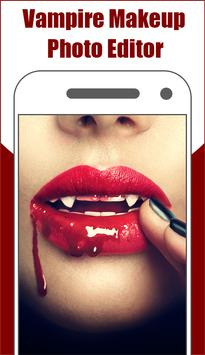 Vampire Makeup Photo Editor screenshot 3