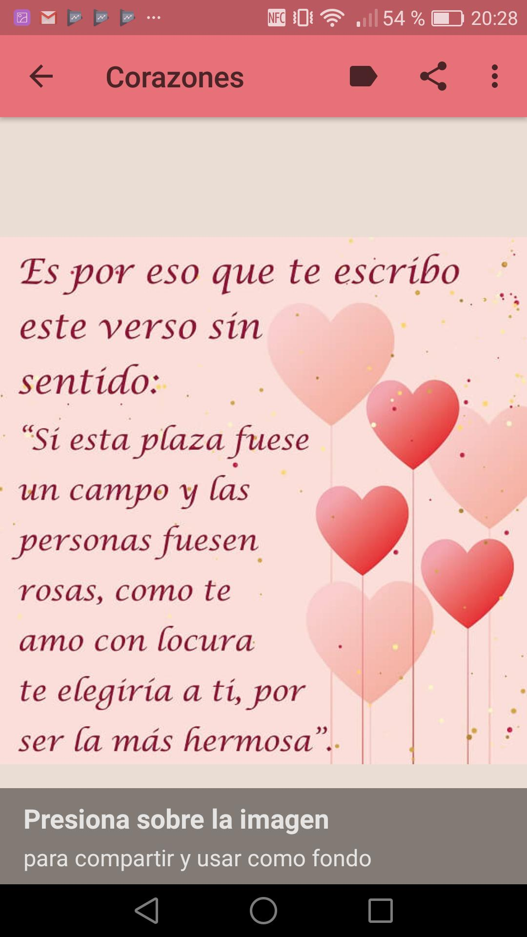 Corazones Y Rosas Con Frases De Amor For Android Apk Download