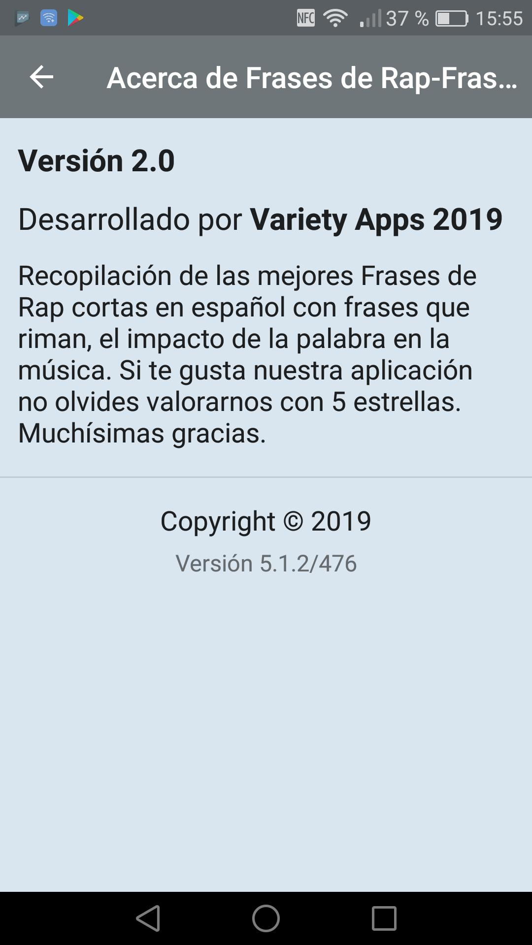 Frases De Rap Frases Que Riman For Android Apk Download