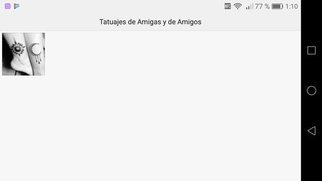 Tatuajes de Amigas y de Amigos screenshot 11