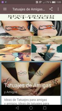 Tatuajes de Amigas y de Amigos screenshot 3