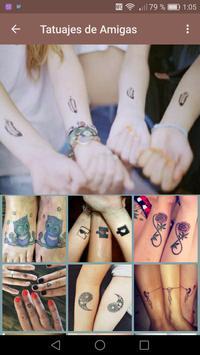 Tatuajes de Amigas y de Amigos screenshot 4