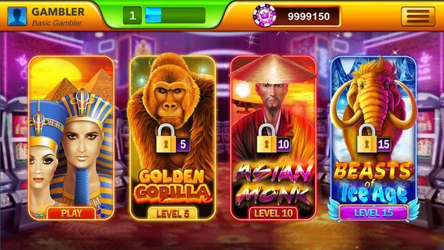 Caesar & Cleopatra Slots screenshot 4