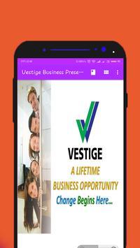 Vestige Business Presentation screenshot 9