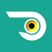 Fish trace biểu tượng