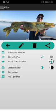 Fish trace ảnh chụp màn hình 1