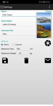 Fish trace ảnh chụp màn hình 5