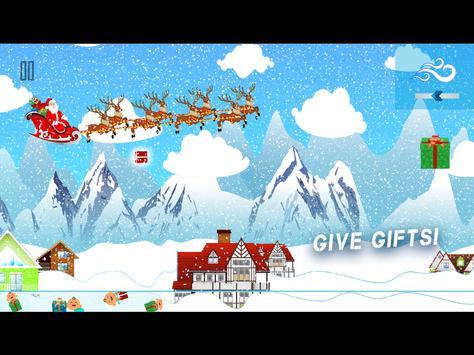 Santa Fly: Happy Christmas screenshot 6