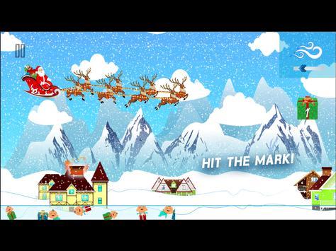 Santa Fly: Happy Christmas screenshot 9