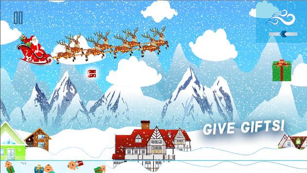 Santa Fly: Happy Christmas screenshot 2