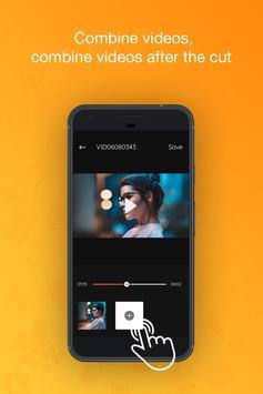 Video Cutter تصوير الشاشة 3