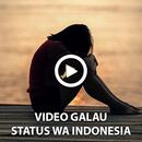 Video Sedih Status WA Galau APK Android