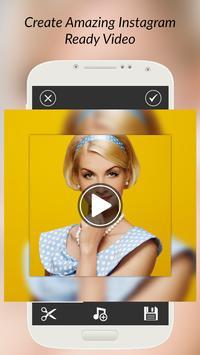 Video Editor : Square Video screenshot 12