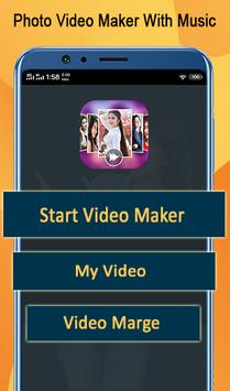 Image Video Maker - Photos Video Maker With Music poster