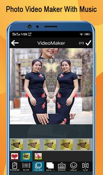 Image Video Maker - Photos Video Maker With Music screenshot 3