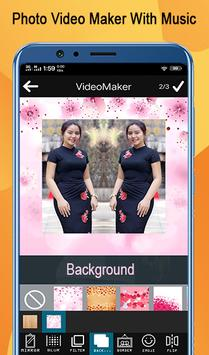 Image Video Maker - Photos Video Maker With Music screenshot 4