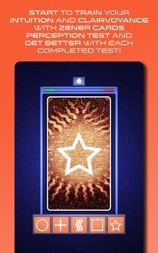 Zener Cards Perception Test スクリーンショット 15