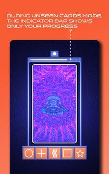 Zener Cards Perception Test スクリーンショット 19