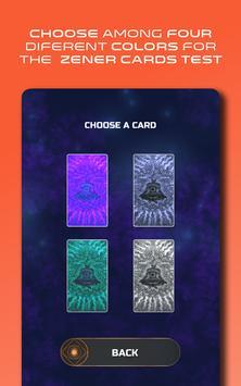 Zener Cards Perception Test スクリーンショット 22