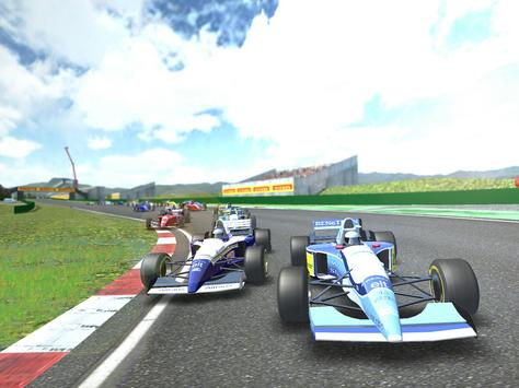 Formula Classic - 90's Racing screenshot 10