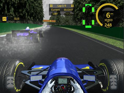 Formula Classic - 90's Racing screenshot 12
