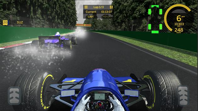 Formula Classic - 90's Racing screenshot 2