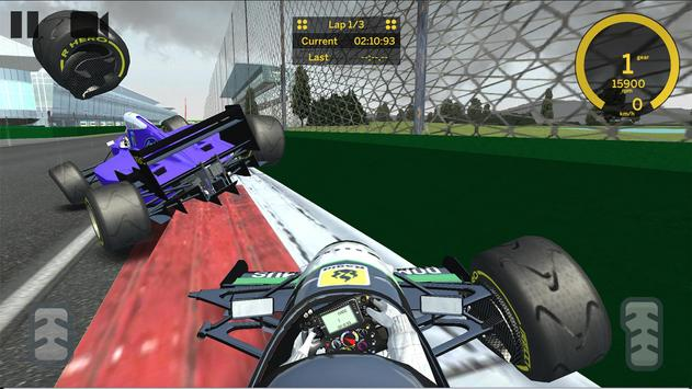 Formula Classic - 90's Racing screenshot 4