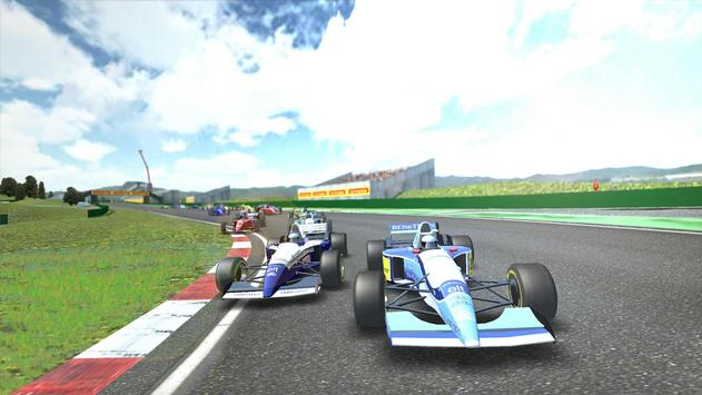 Formula Classic - 90's Racing screenshot 5