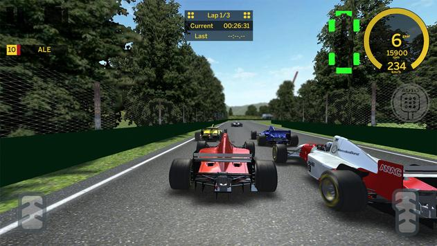 Formula Classic - 90's Racing screenshot 6
