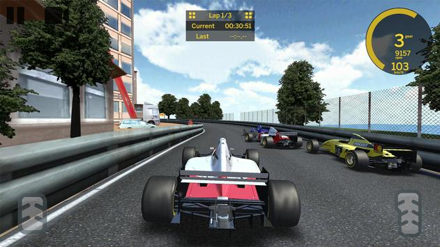 Formula Classic - 90's Racing screenshot 8