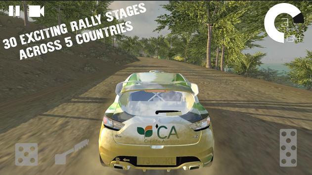 M.U.D. Rally captura de pantalla 2