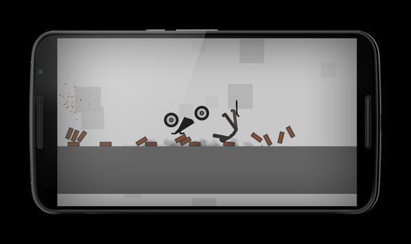 Stickman Dismounting screenshot 3