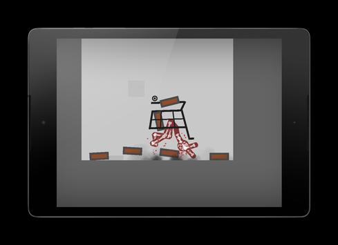 Stickman Dismounting screenshot 10